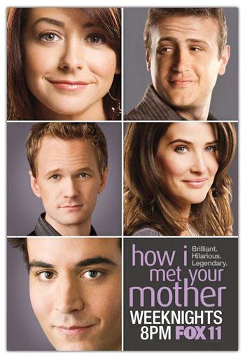 how i met your mother ver6 دانلود کامل سریال فوق العاده How I Met Your Mother