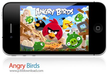 دانلود Angry Birds