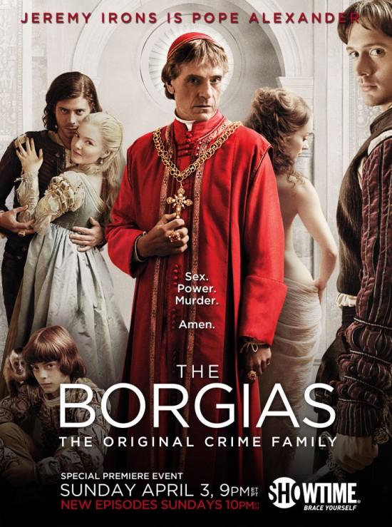 دانلود سریال The Borgias ، فصل ۰۲ ، اپیزود ۵ تا ۱۰