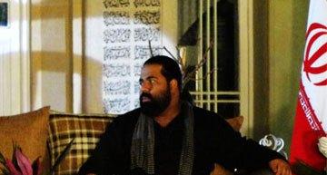 مصاحبه تصویری صادقی و صحبت از چاوشی در برنامه