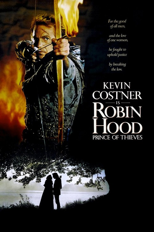 دانلود فیلم Robin Hood : Prince Of Thieves 1991