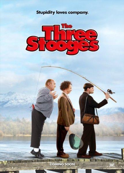 The Three Stooges 2012  دانلود فیلم The Three Stooges 2012
