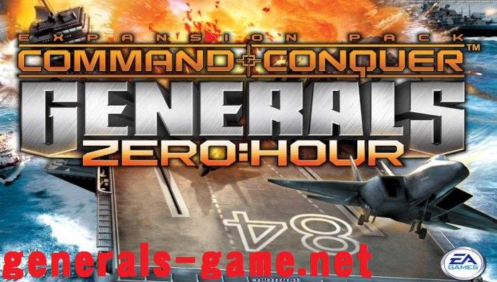 دانلود مستقیم بازی command & conquer generals zero hour
