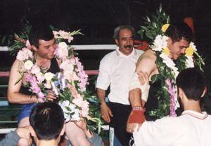 فرشید و فرهاد نجاتی - استاد یونس ارسنجانی