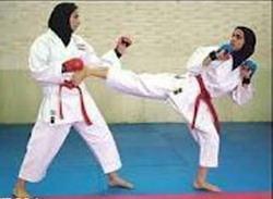 سرکار خانم نرکس محمدی - کاراته بانوان گرمی