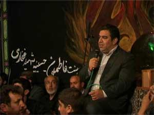 حاج حسن خلج - حسینیه شهید غفاری