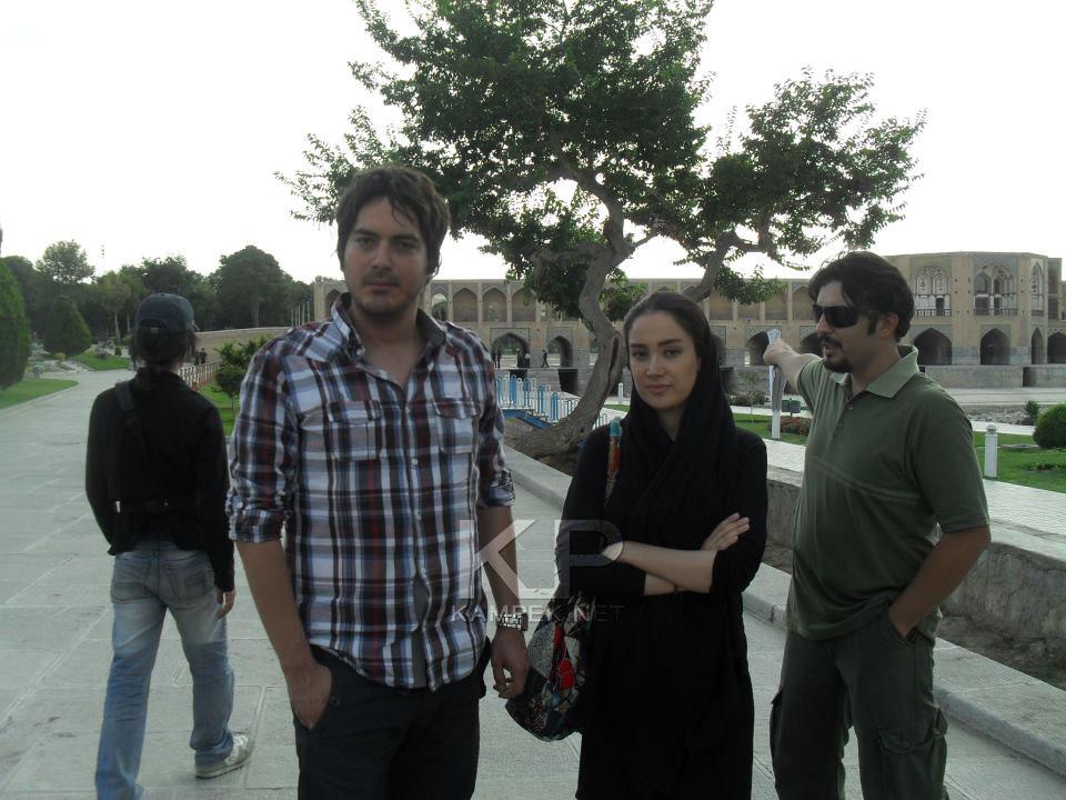 عکس های جدید و کمیاب بهاره افشاری