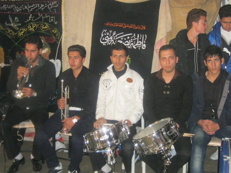لینگ گروه بچه های ساوه گروه موزیک ملی مذهبی نینوا (ساوه)