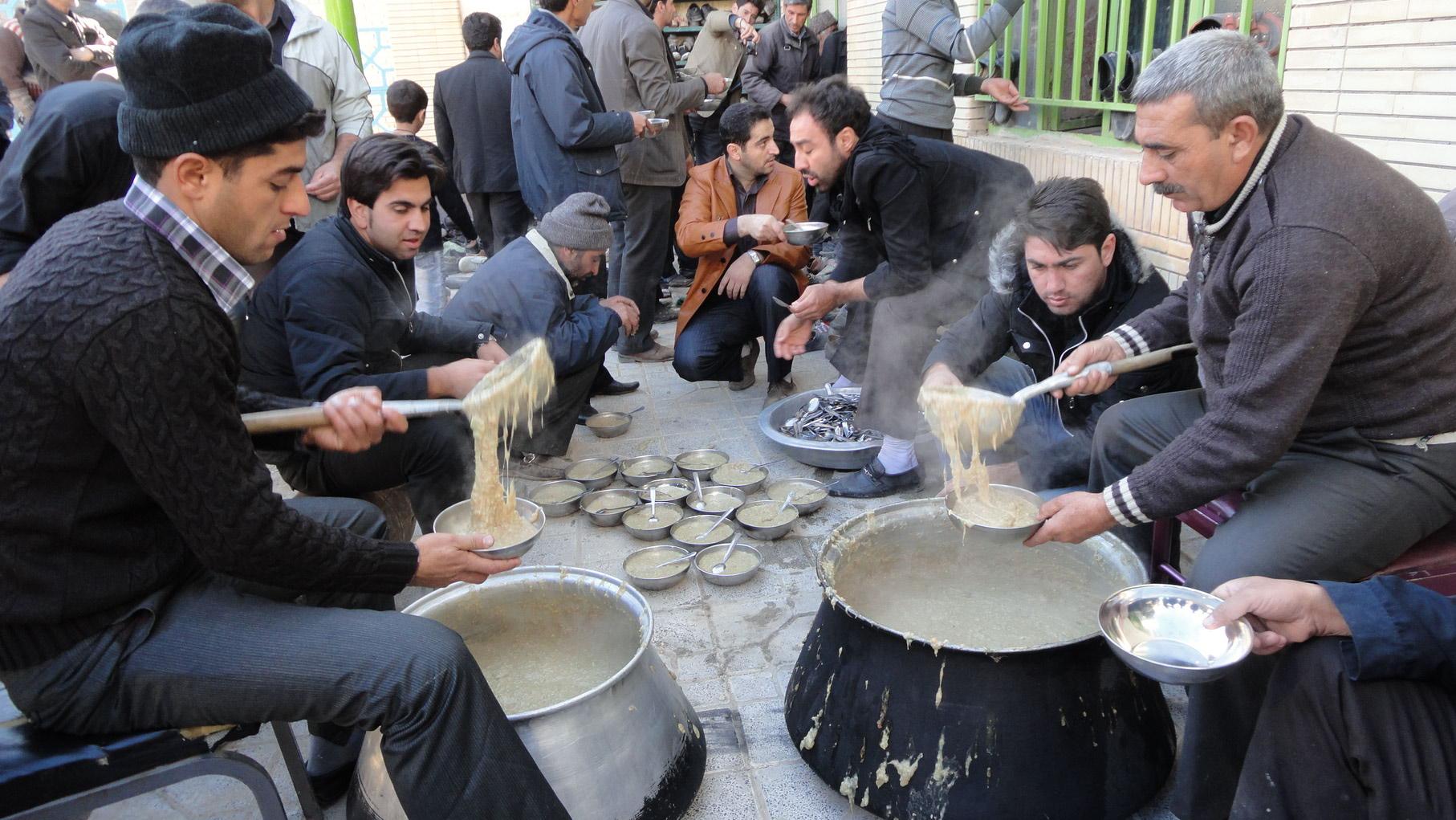 حسینیه شهدای لاین نو