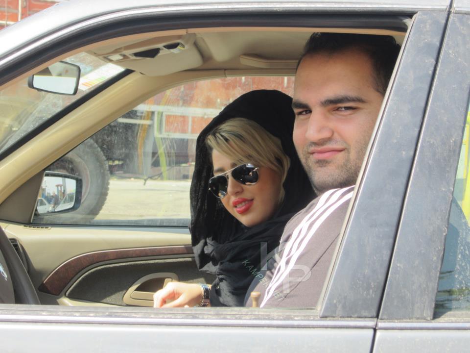 گالری عکس های بهداد سلیمی و همسرش