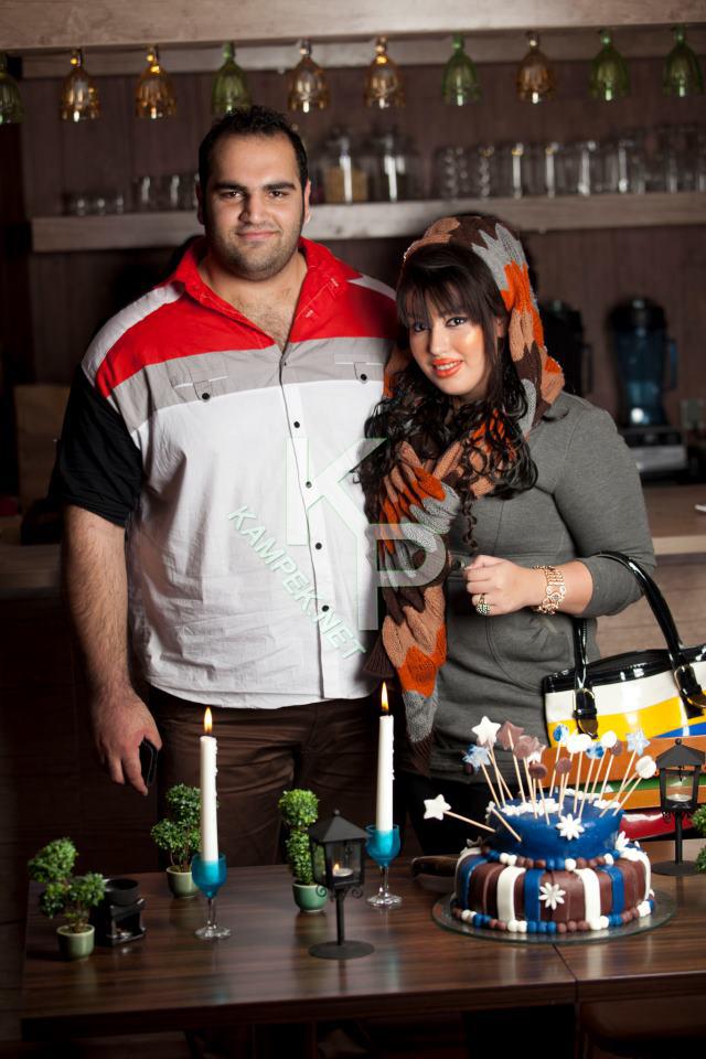 عکس های جدید و دیدنی بهداد سلیمی و همسرش