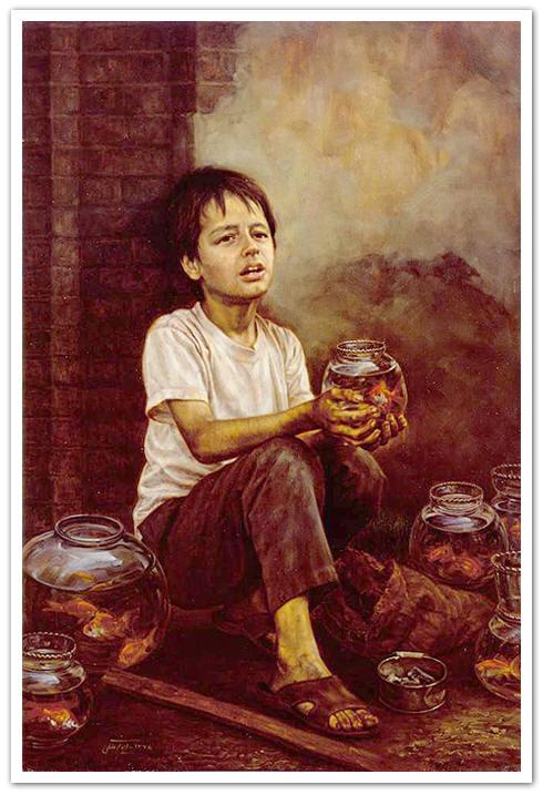 نقاشی از ملکی