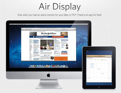 Air Display (Elmha.com)