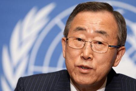 پیام بانکی مون دبیر کل سازمان ملل متحد به مناسبت روز جهانی حقوق بشر