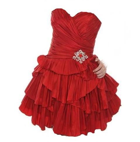 مدلهای جدید لباس کوتاه و شیک دخترانه 91