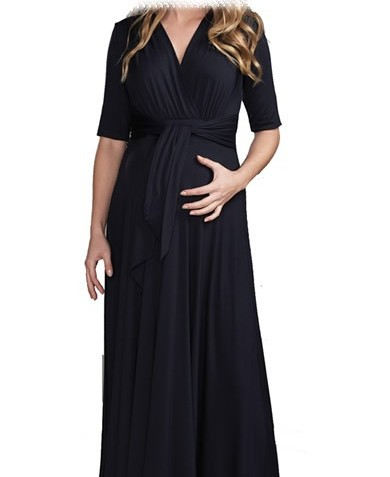 مدل پیراهن مجلسی حاملگی