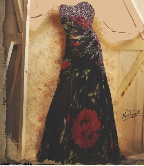 مدل لباس مجلسی شیک زنانه 2013