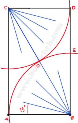 آموزش هندسه نقوش