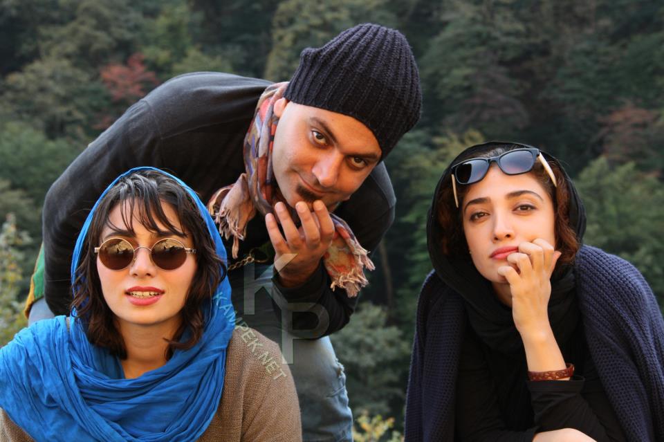 عکس جدید پگاه اهنگرانی و مینا ساداتی