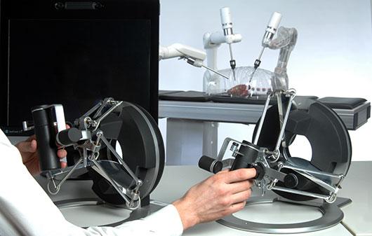 روبات در پزشکی