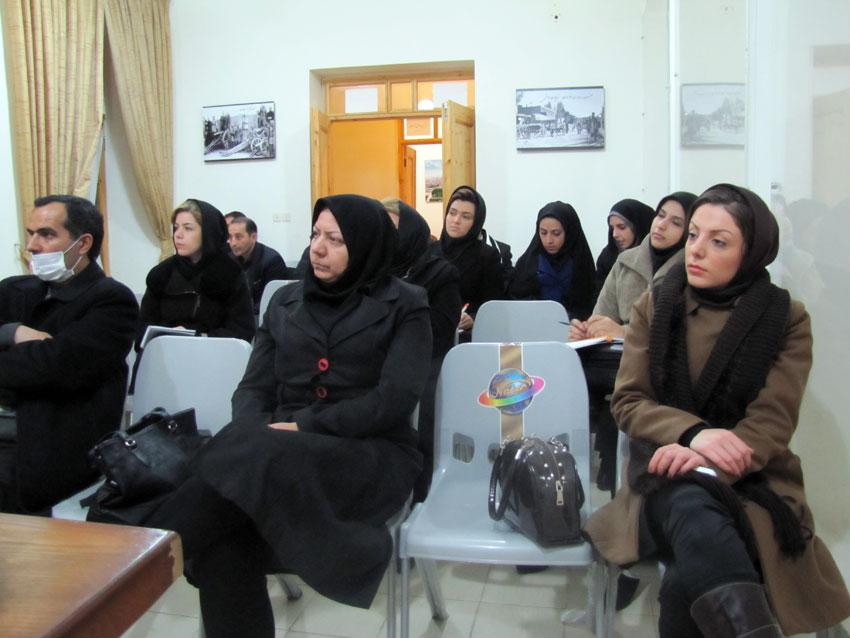 آغاز كارگاه آموزشي روزنامه نگاري حقوق بشردر تبريز با حضور دكتر عارف گوزلي