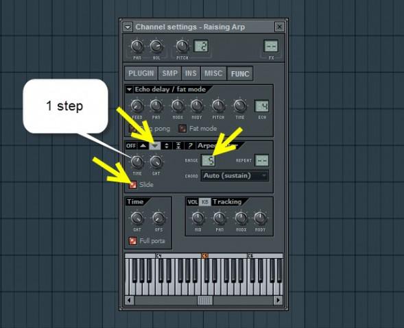 آموزش ساخت قسمت اوج آهنگ در ا ف ال استودیو rise up in fl studio