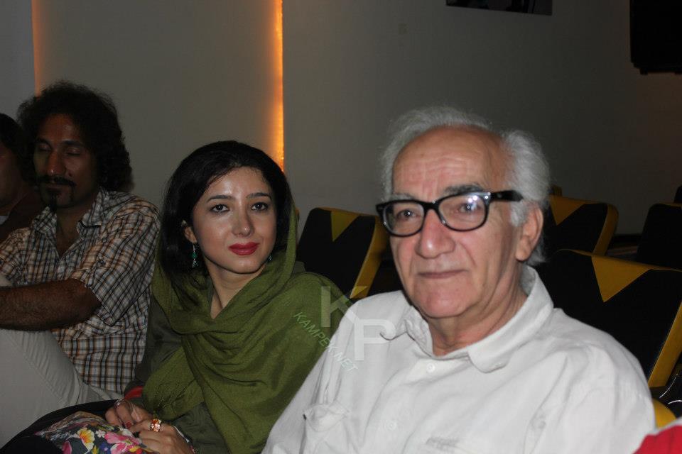 عکس شخصی مرجان سپهری
