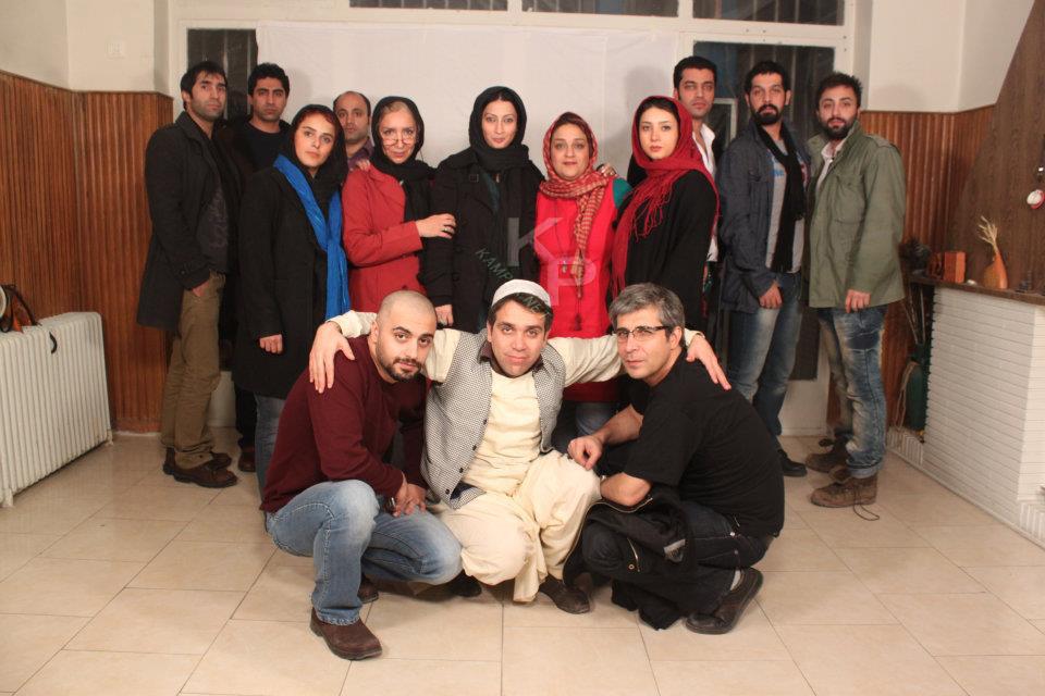 گالری عکس های مرجان سپهری