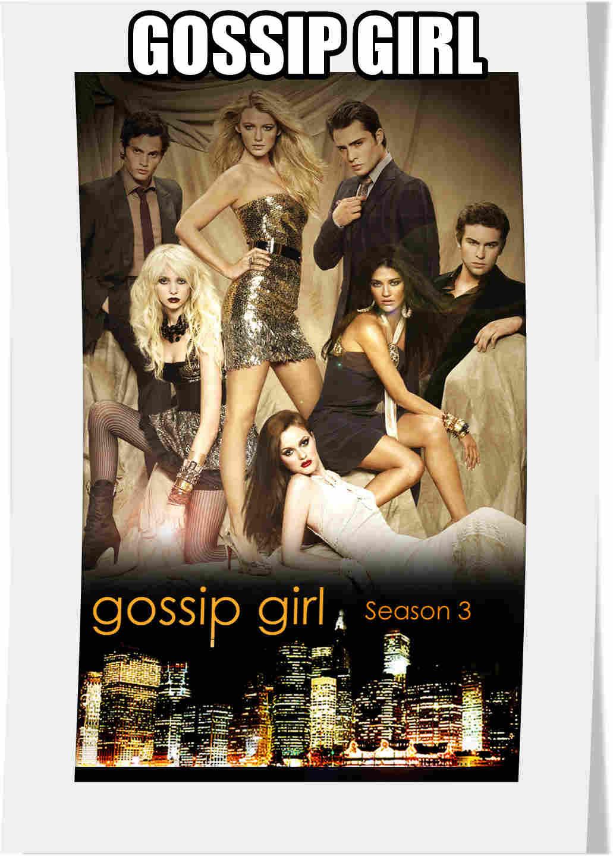 سریال Gossip Girl فصل سوم