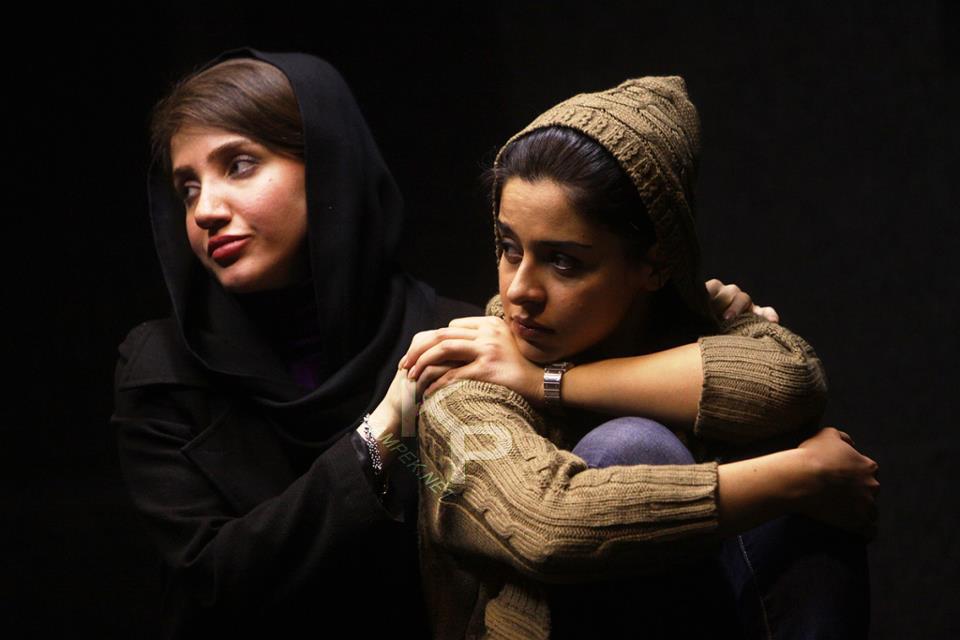 عکس جدید شبنم درویش و ماریه ماشاالهی