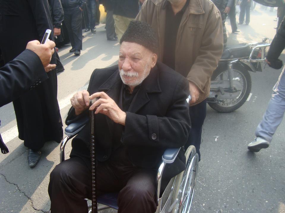 حاج حسن گل محمد