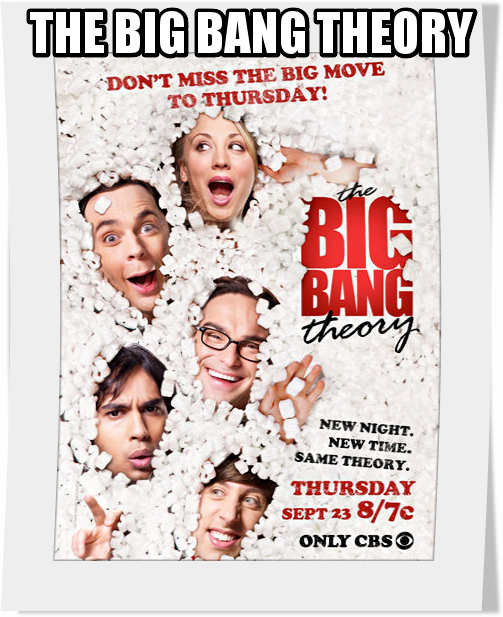 سریال The Big Bang Theory فصل 3-4