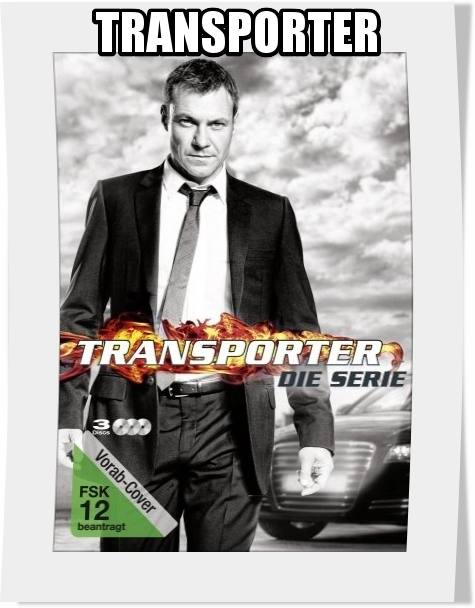 سریال Transporter the series فصل اول