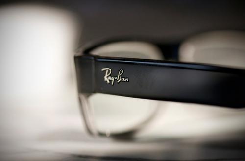 فروش عینک ویفری شفاف ریبن