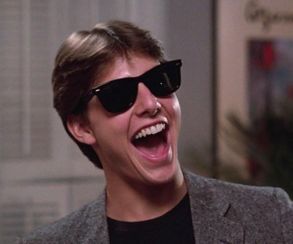 خرید عینک ویفری مشکی دودی مدل 2013