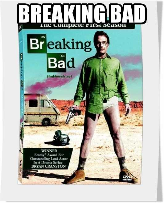 سریال Breaking Bad فصل اول