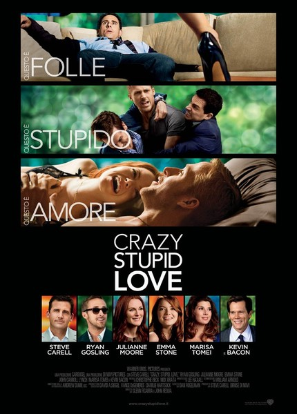 Crazy Stupid Love دانلود فیلم Crazy Stupid Love 2011