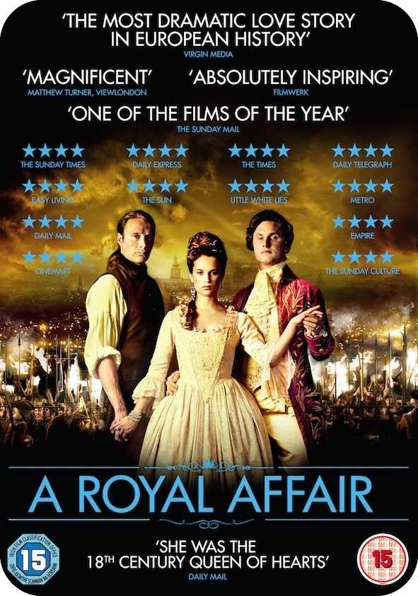 فیلم A Royal Affair 2012