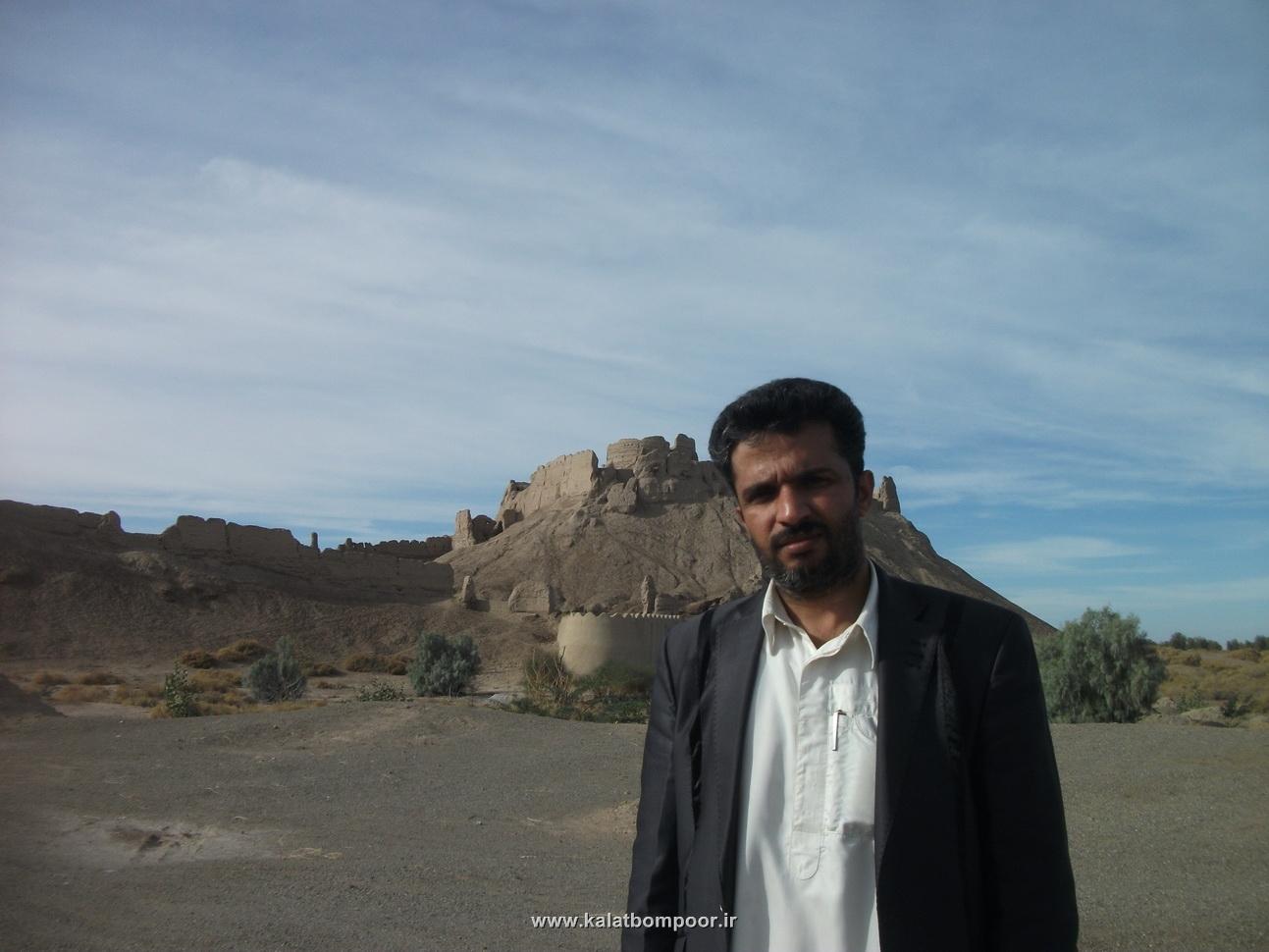 جدیدترین عکس های قلعه بمپور