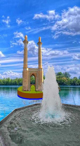 مسجد گرافیکی