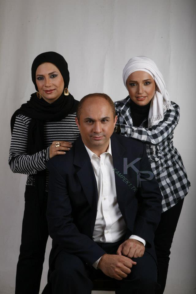 عکس های جدید شبنم قلی خانی در کنار خواهر و برادرش