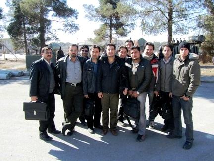 بچه های برق دانشگاه آزاد خمینی شهر(پاییز 89)