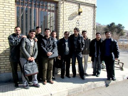 بچه های برق دانشگاه آزاد خمینی شهر(زمستان 89)