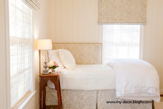 استفاده بهینه از کنج در معماری داخلی اتاق خواب