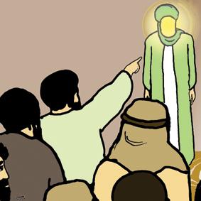 داستان مصور نهج البلاغه -حضرت علی علیه السلام