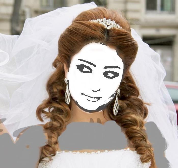 جدیدترین مدل شینیون ساده مو عروس