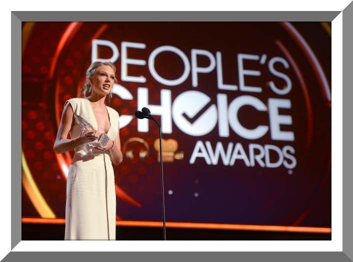 مراسم The 39th Annual Peoples Choice Awards 2013