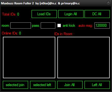 Maxbuzz room fuller 2 Mrf2