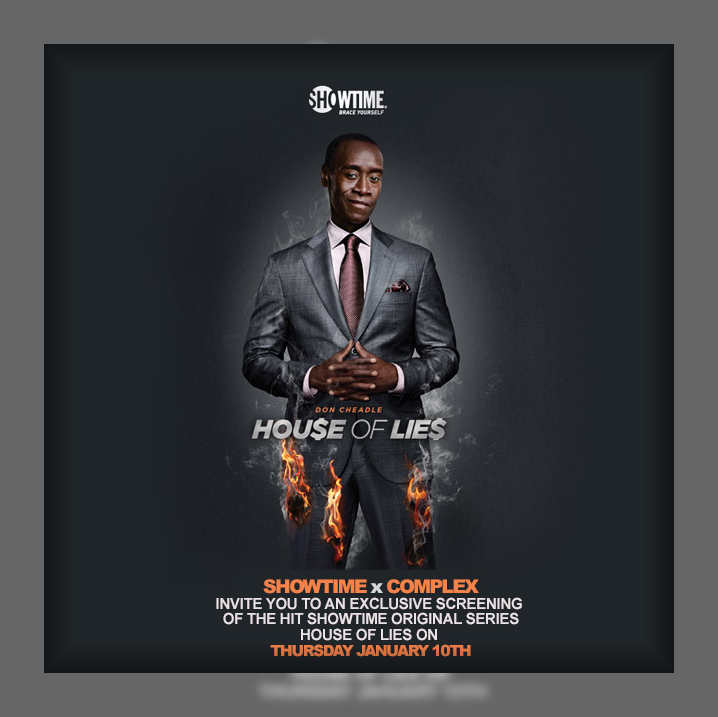 سریال House of Lies فصل دوم
