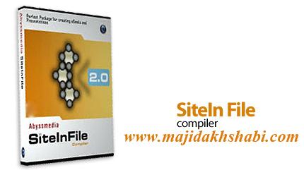 نرم افزار فشرده سازی محتوای سایت ها در یک فایل